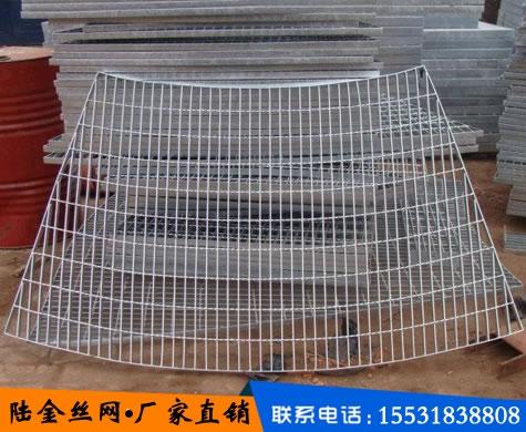 扇型钢格栅